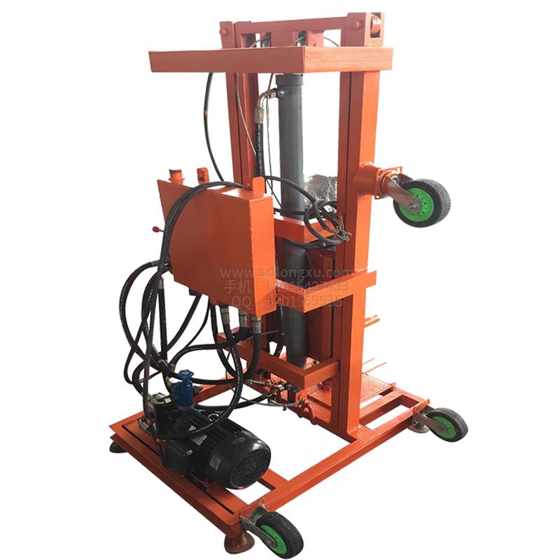 电动液压打井机